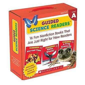 Guided Science Readers - Level A by Liza Charlesworth - 9780545650922