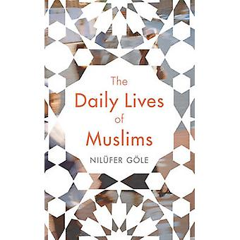 Das tägliche Leben der Muslime-Islam und öffentliche Konfrontation in Kontemp