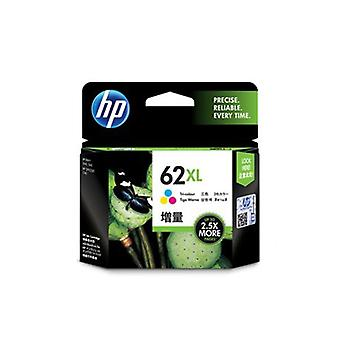 HP 62XL High Yield Tri-Colour Ink Cartridge