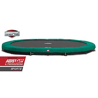 BERG Grand Champion InGround 520 Trampoline Green