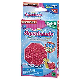 Aquabeads Jewel Bead Pack - Red #32668