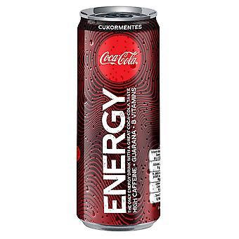 Bevanda energetica Coca-Cola zero sugar