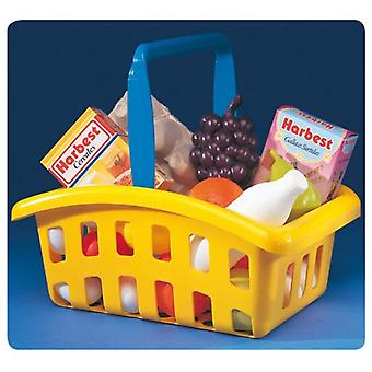 Molto Shopping basket + food (Babies and Children , Toys , Home And Professions)