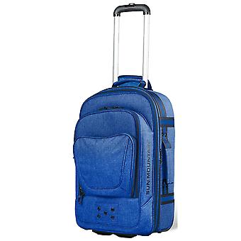 Sun Mountain Wheeled Carry-On Flight Travel Luggage Bag Dusk