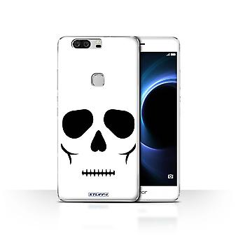 STUFF4/Housse pour Huawei Honor V8/crâne/Halloween personnage