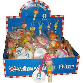 Cladellas  whistle Wood (Outdoor , Garden Toys , Sport , Aiming Games)