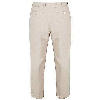 Stein Chino bukser med strekk midje