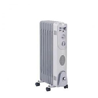 Daichi Dai231 olie radiator 2000w (Home, Air-conditioning og varme, radiatorer)