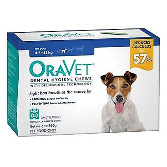 Oravet Dental Chew Small 28's