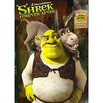Shrek Forever After - style B Movie Poster (11 x 17)