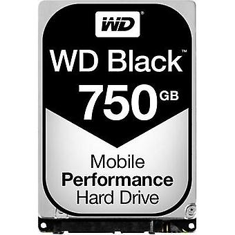 2.5 (6.35 cm) internal hard drive 750 GB Western Digital Black™ Mobile Bulk WD7500BPKX SATA III