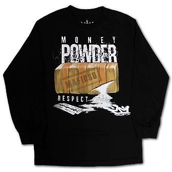 Mafioso Powder Long Sleeve T-Shirt Black