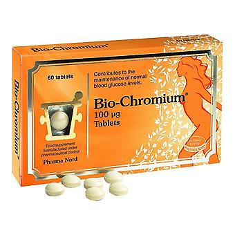 Pharma Nord, Bio-Chromium 100mcg, 60 tablets