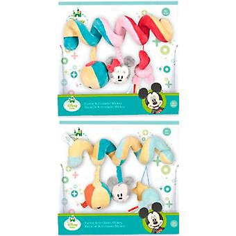 Famosa Mickey or Minnie spiral Activities (Giocattoli , Prescolare , Bebé , Peluches)