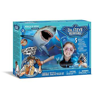 Geoworld Paleo Shark Teeth Kit (Toys , Educative And Creative , Science And Nature)