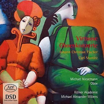 Niesemann, Michael/Kolner Akademie - Virtuose Oboenkonzerte [SACD] los E.e.u.u. las importaciones
