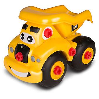 CAT Truck Load Take-A-Part 25 Cm (Toys , Vehicles And Tracks , Mini Vehicles , Cars)