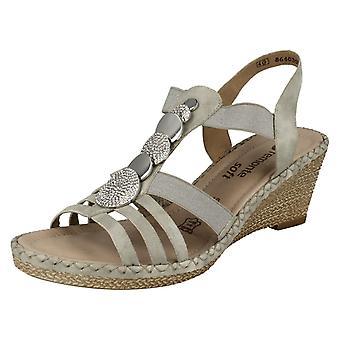 Dames Remonte Slingback sandalen D6753