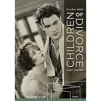 Kinder der Scheidung [Blu-Ray] USA import