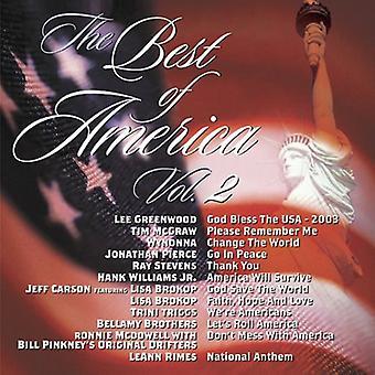 Best of America - Vol. 2-Best of America [CD] USA import