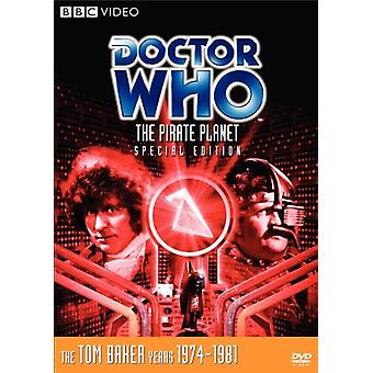 Doctor Who - Doctor Who: Piraten Planet [DVD] USA import