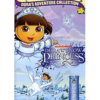 Dora la Exploradora - Dora salva la importación de los E.e.u.u. de la princesa de nieve [DVD]