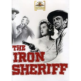 Importazione di ferro sceriffo [DVD] Stati Uniti d'America