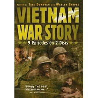 Vietnam War Story [DVD] USA import