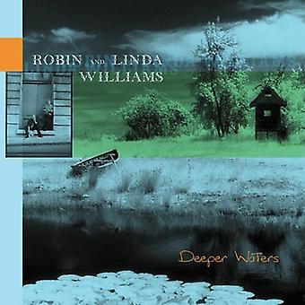 Robin Williams y Linda - importación de Estados Unidos de aguas más profundas [CD]