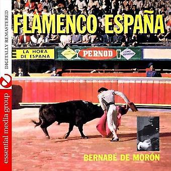 Bernabe De Moron - Flamenco Espa±a [CD] USA import