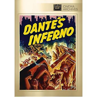 Dantes Inferno [DVD] USA import