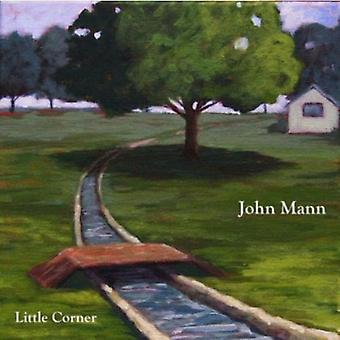 John Mann - Little Corner [CD] USA import