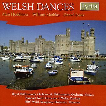 Lunde/BBC Walisisk så - Walisisk danse [CD] USA import