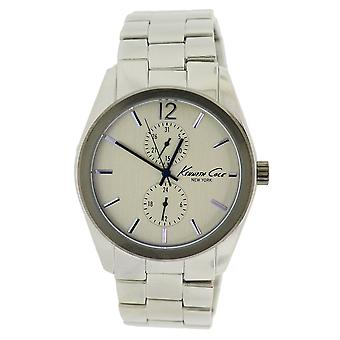 Kenneth Cole New York Stainless Steel Mens Watch KCW3040