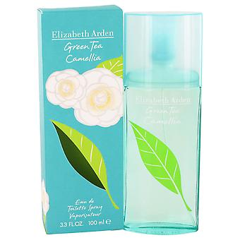 Elizabeth Arden Women Green Tea Camellia Eau De Toilette Spray By Elizabeth Arden