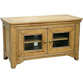 Classic Loire Oak 2 Door Tv Unit