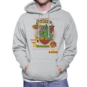 Azarotheos World Of Warcraft korn mænd er hætte Sweatshirt