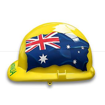 Australia Themed Hard Hat