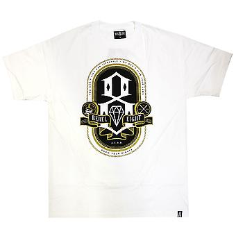 Rebel8 Know Your Rights T-shirt White