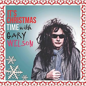 Gary Wilson - It's Christmas Time with Gary Wilson [CD] USA import