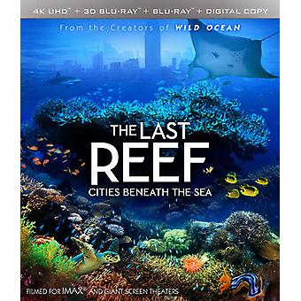 IMAX: The Last Reef: Cities Beneath the Sea [Blu-ray] USA import