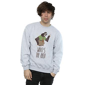 Disney Herren Zootropolis was ist das Rush-Sweatshirt d0f3bfdd67