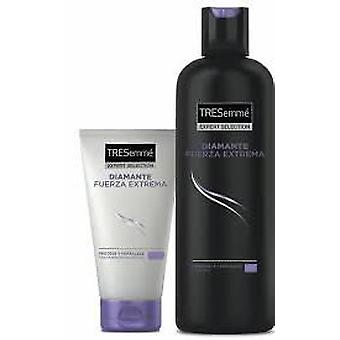 Tresemme Pack (Shampoo 675 ml + 180 ml Diamond Mask)