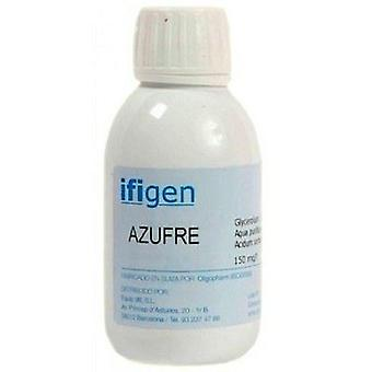 Ifigen Sulfur (S) Trace 150ml. (Dietetics and nutrition , Supplements , Body , Hair)