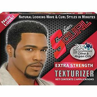 Lusters Scurl Texturizer Extra Strength, 2 Applications