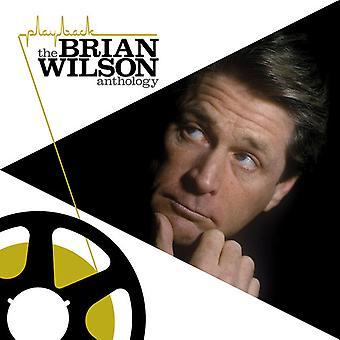 Wilson * Brian - uppspelning: Brian Wilson Anthology [Vinyl] USA import