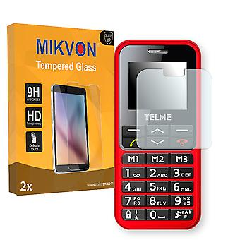 Emporia TELME C151 Screen Protector - Mikvon flexible Tempered Glass 9H (Retail Package with accessories)