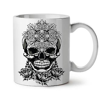 Evil Satan Head Skull NEW White Tea Coffee Ceramic Mug 11 oz | Wellcoda