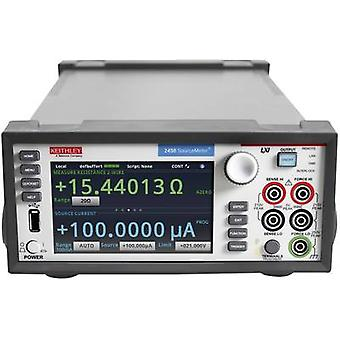 Bench PSU (adjustable voltage) Keithley SourceMeter -200 - 200 Vdc 0.1 - 1 A 20 W GPIB, USB , LAN, LXI programmable No.