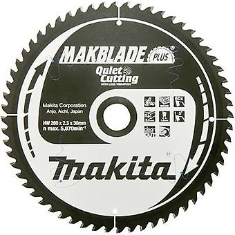Makita B-32487 Diameter: 260 mm Number of cogs: 40 Thickness:1.8 mm saw